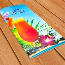 Брошура на заведение - цифров печат Варна