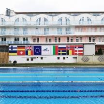 Знамена от винил - външна реклама Варна